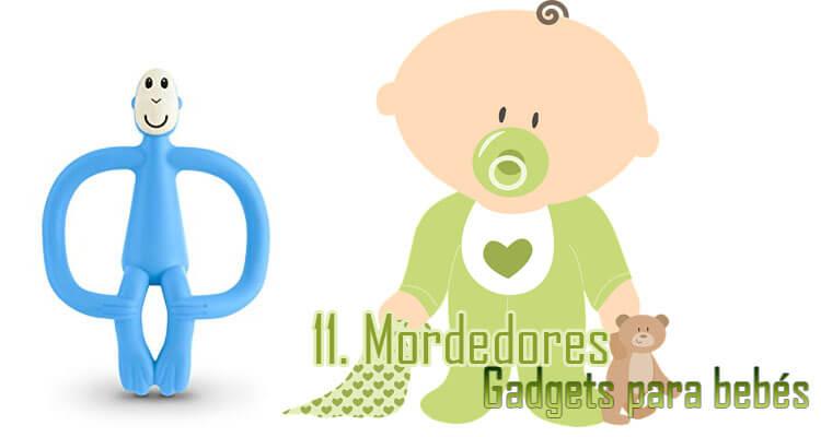 Gadgets Imprescindibles para bebés - Mordedores bebés