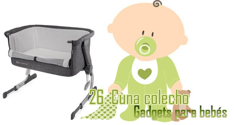 Gadgets Imprescindibles para bebés - cuna colecho