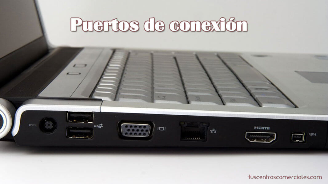 Consejos para elegir portátil - Puertos, conexiones externas