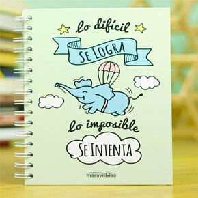 Regalo Libreta Original