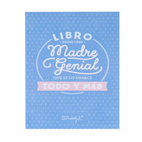 Regalo original madre - libro