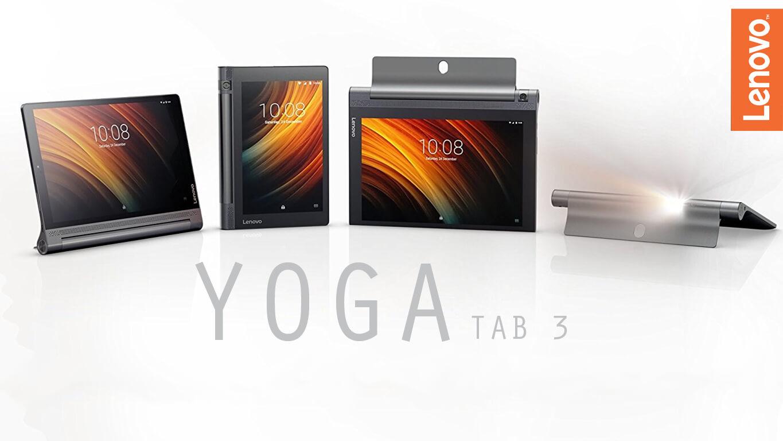 Review en español Yoga TAB 3