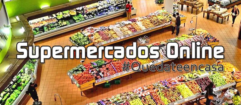 Supermercados online que hacen envios a domicilio