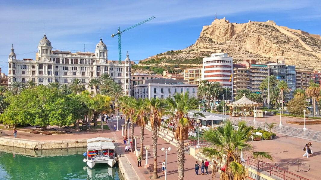 Centros Comerciales abiertos hoy en Alicante