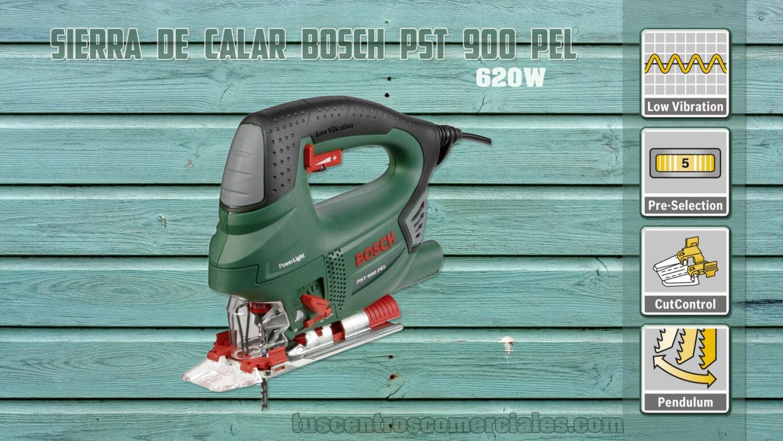 Review Caladora Bosch PST 900 PEL