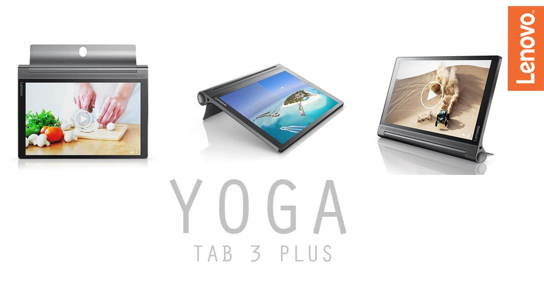 review español yoga tab3 plus