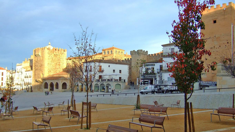 Centros Comerciales abiertos hoy en Cáceres