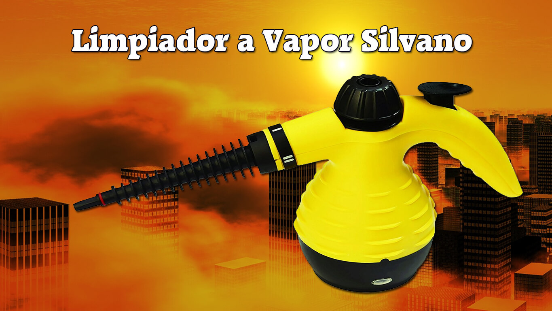Review en Español Pistola de Vapor Silvano