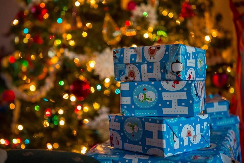 Regalos originales navidad - papa noel reyes