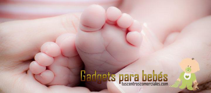 Gadgets imprescindibles para bebés