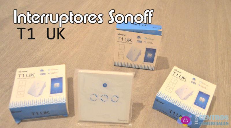 interruptores sonoff t1