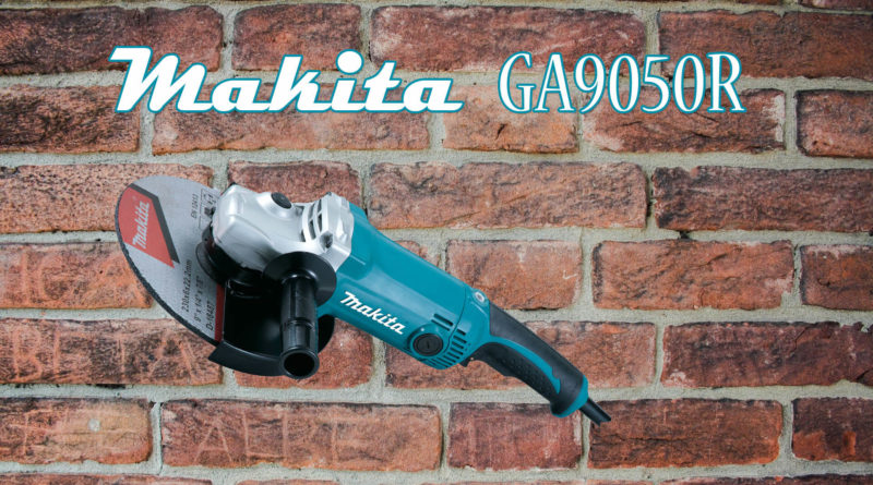 review amoldora makita ga9050r