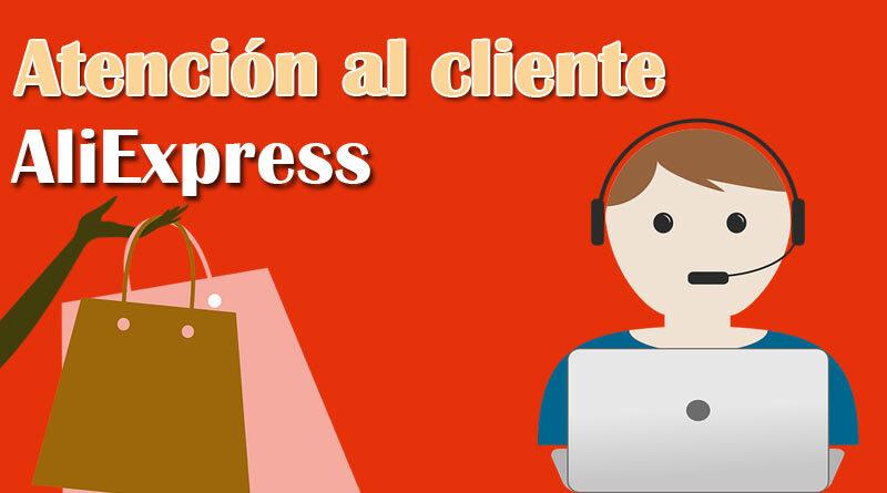 Aliexpress atención al cliente
